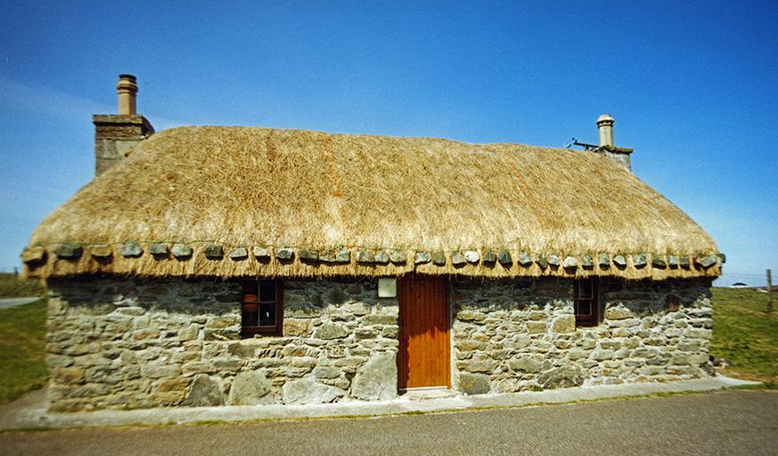 Marram Grass Thatch Benbecula