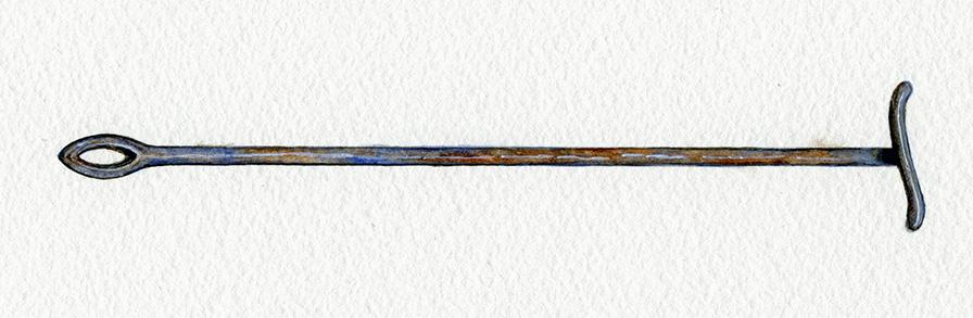 thatchers needle