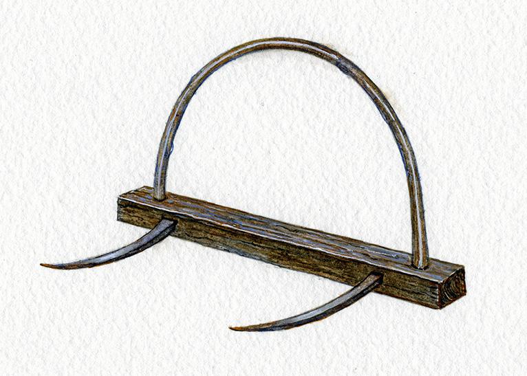 thatchers cradle