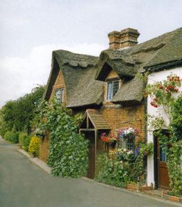 Alrewas Staffordshire thatch