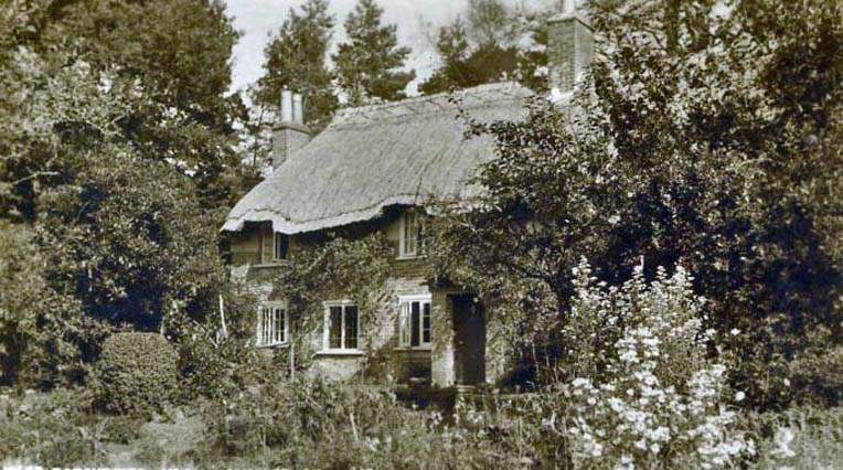 hardy's cottage c 1947