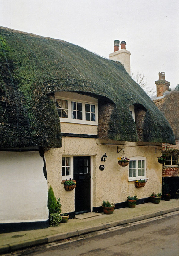 Thatch st Mary Bourne