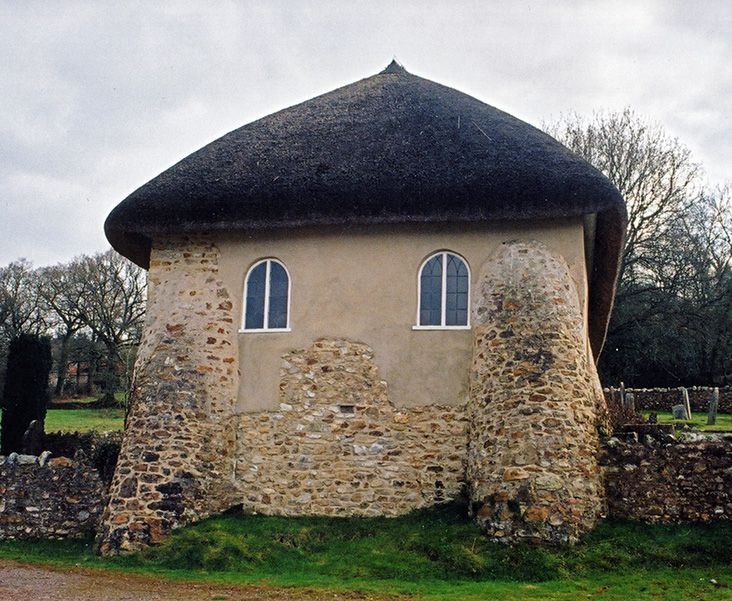 Thatched Features Introduction Thatching Info