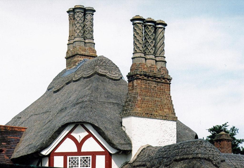 thatch at somerleyton