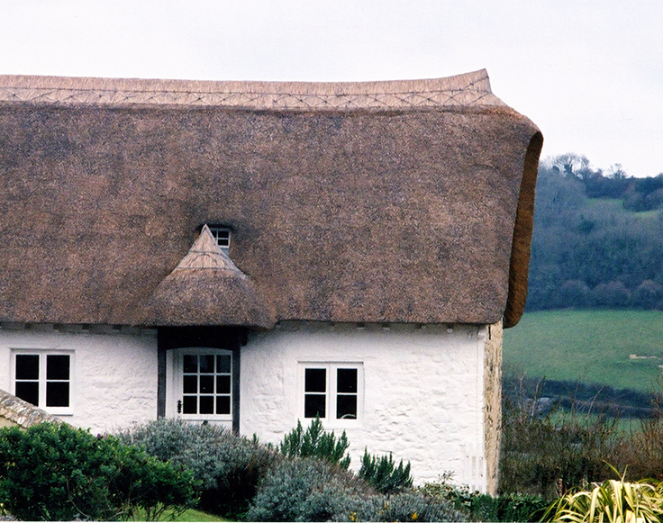 thatch at branscombe