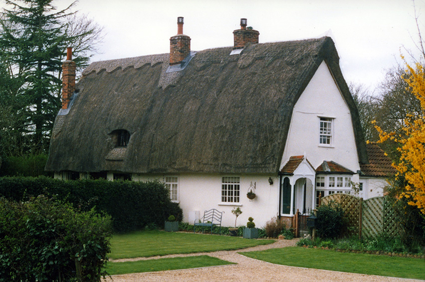 thatch at Great horkesley