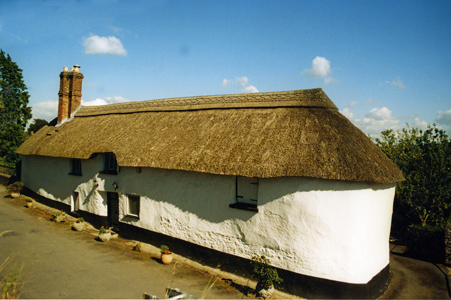 thatch in chumleigh devon