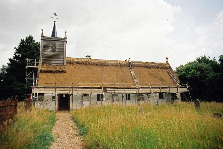 thatch church norfolk
