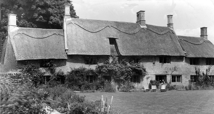 thatch sulgrave nothamptonshire