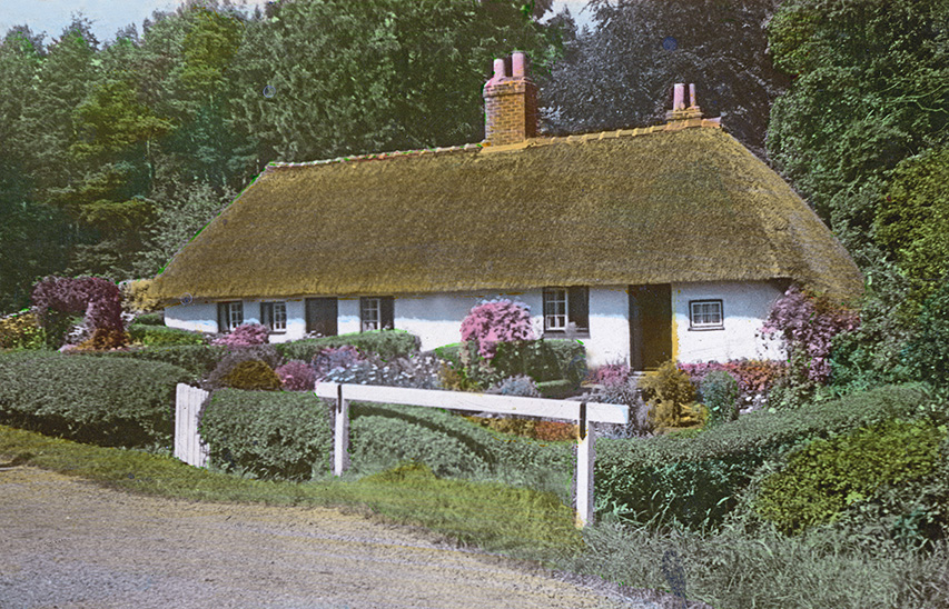 thatch lincolnshire