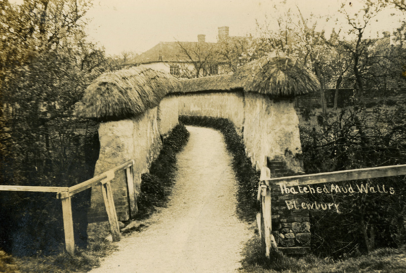 thatch wall blewbury