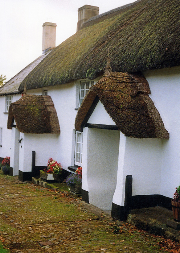 Thatched Porches And Walls Thatching Info Com