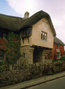 thatch chagford devon