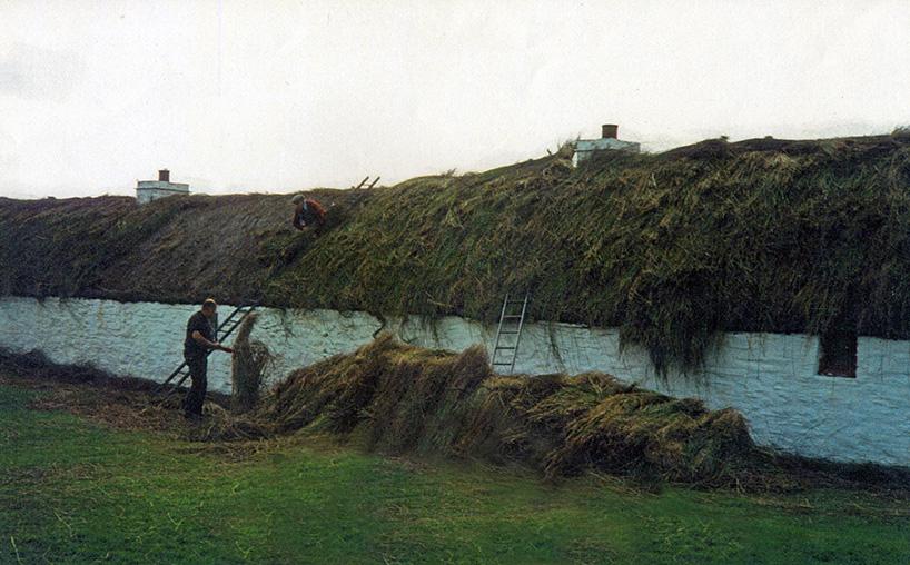 thatch laidhay croft
