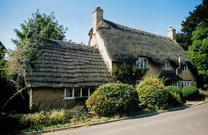 thatch long compton warwickshire