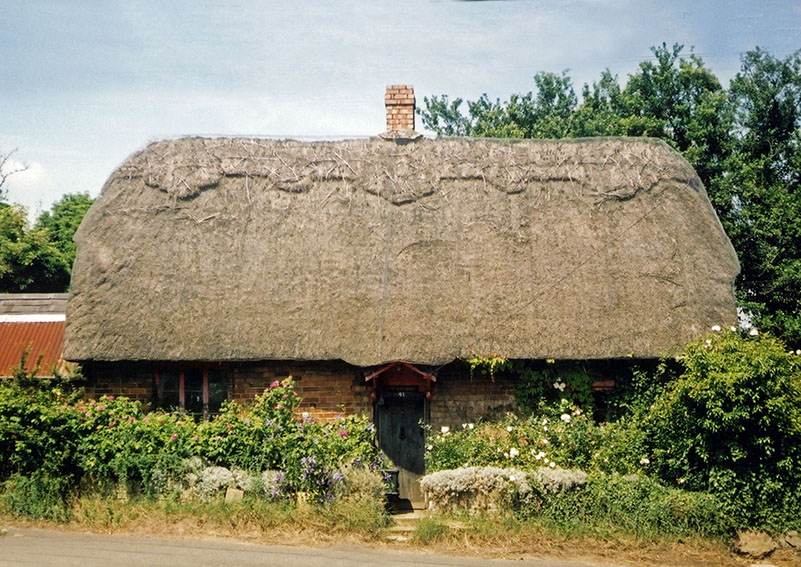 thatch wappenham northamptonshire
