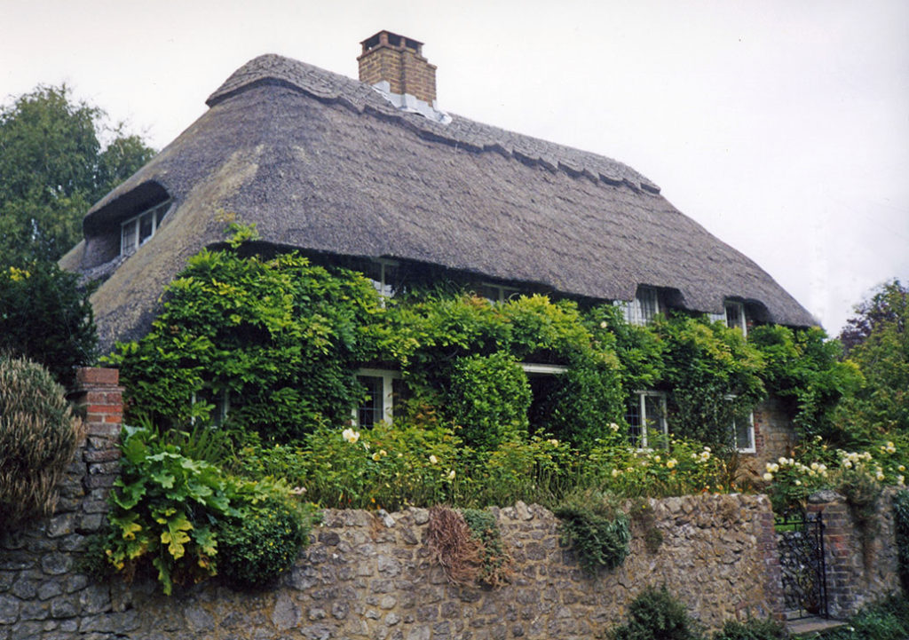 thatch amberley sussex
