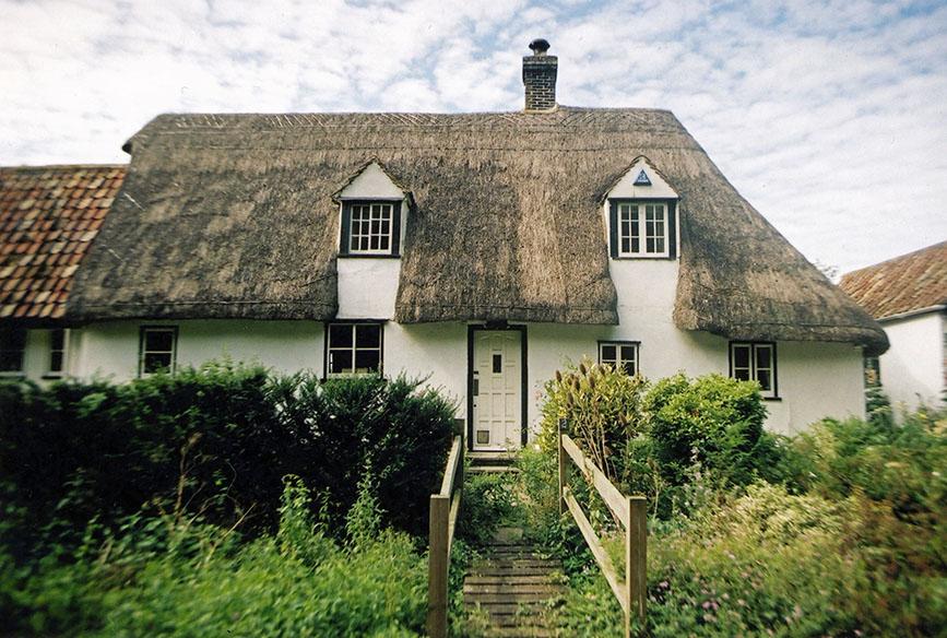 thatch fulborn Cambridgeshire