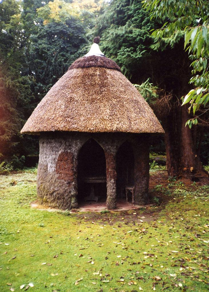 thatch tranquair peeblesshire