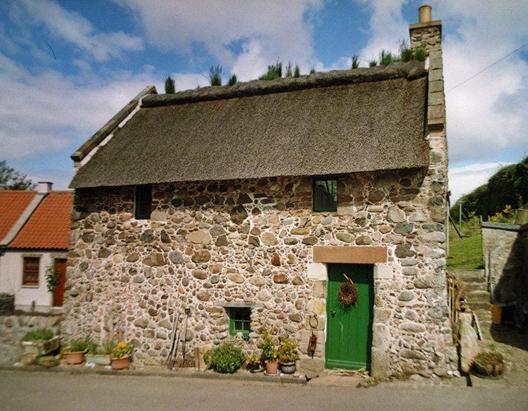 thatch fife scotland