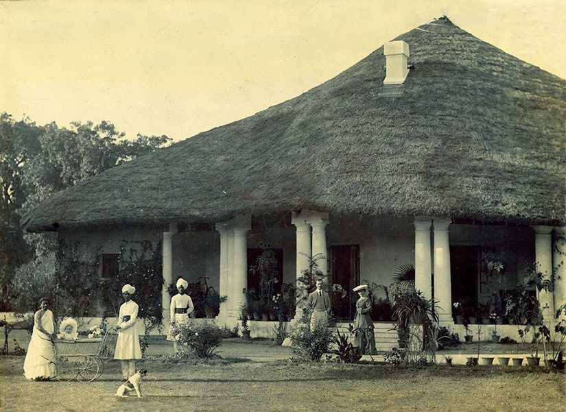 thatch india
