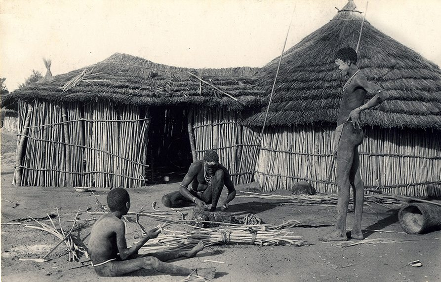 thatch sudan