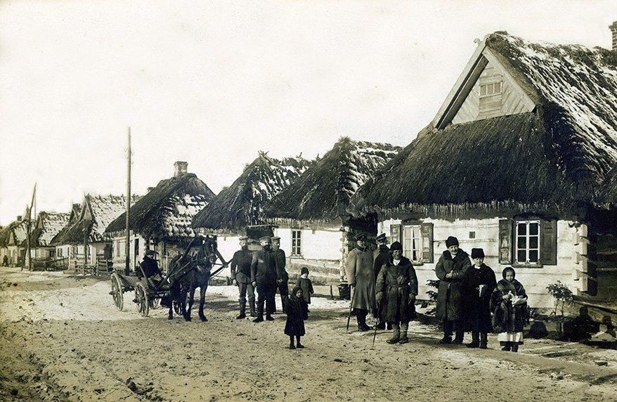 thatch poland germany