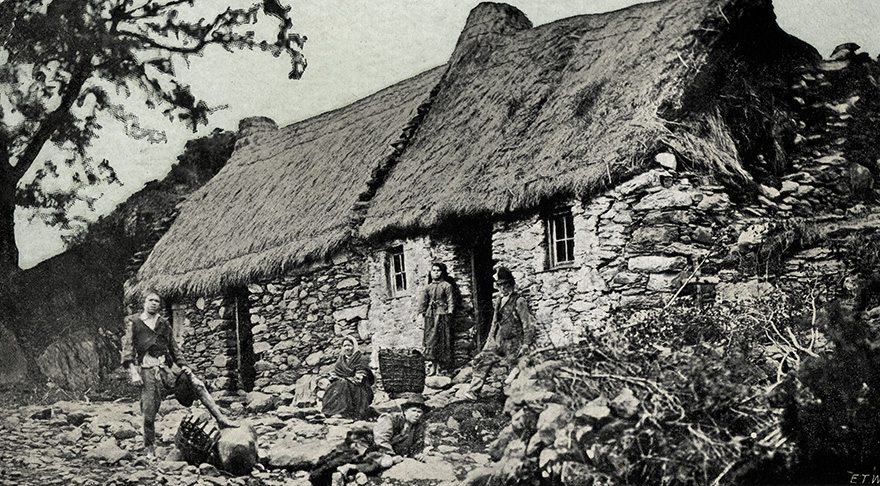 thatch county donegal