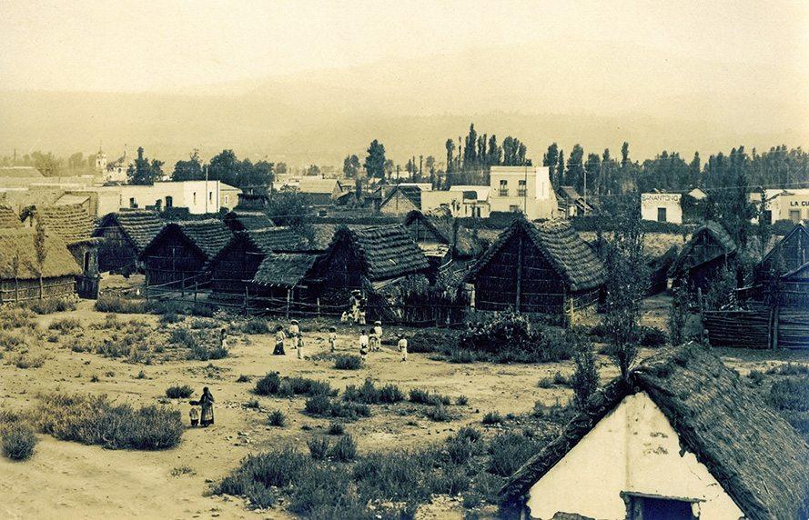 thatch mexico city