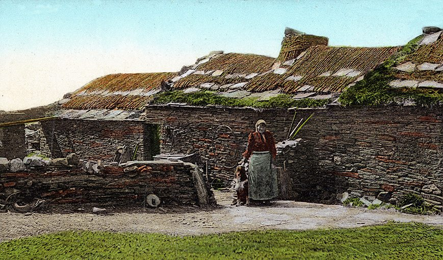 thatch orkney
