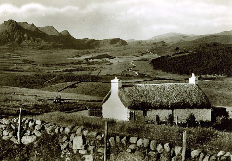 thatch sutherland scotland