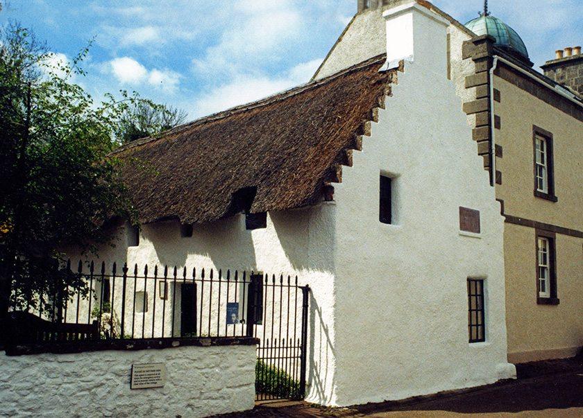 thatch cromarty scotland