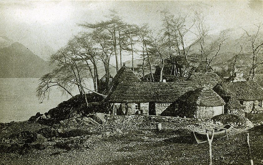thatch letterfern scotland