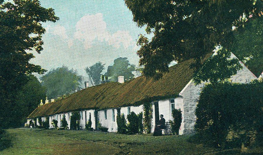 thatch isle of arran