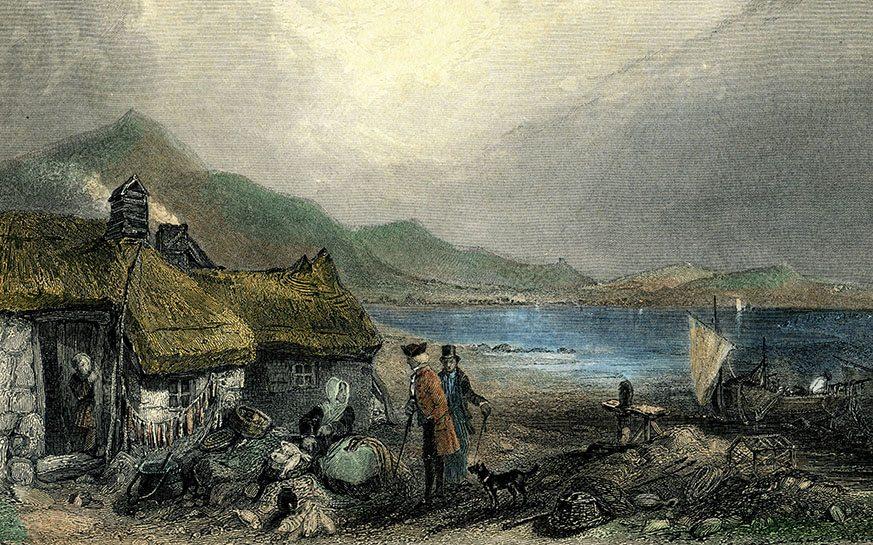 thatching scotland