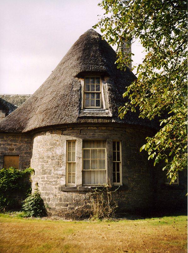 thatch walter scott scotland