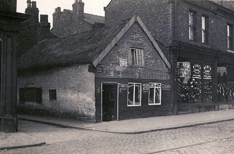 thatching lancashire