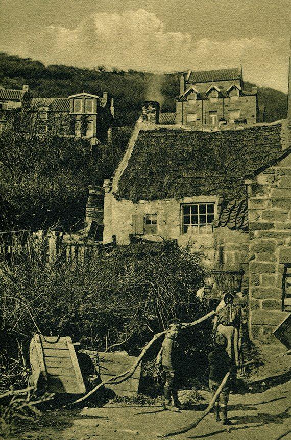 thatch yorkshire