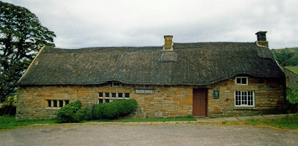 thatching yorkshire