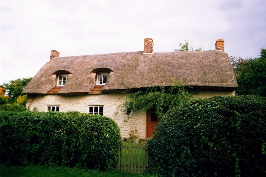 thatch yorkshire