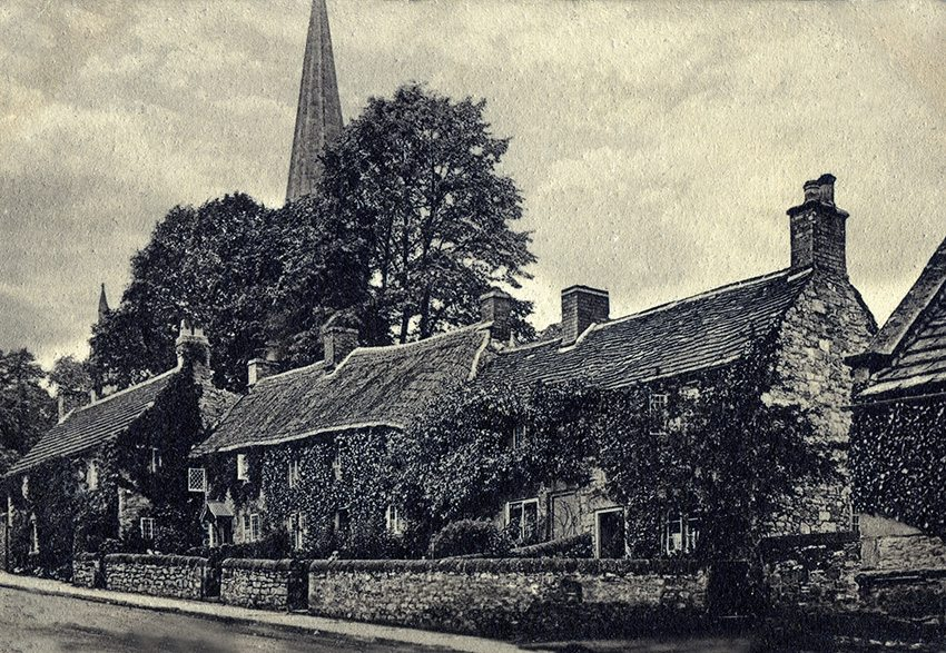 thatching derbyshire
