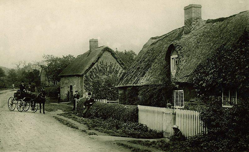 thatching nottinghamshire