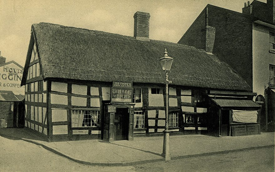 thatch wales