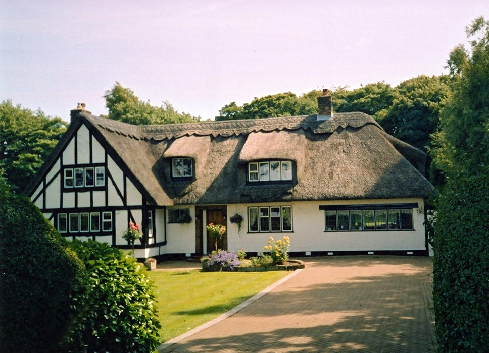 thatching cheshire