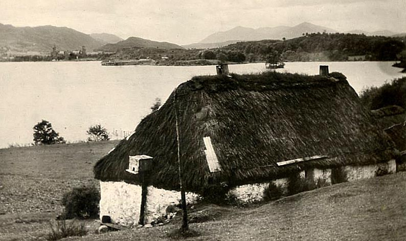 thatch fort augustus scotland