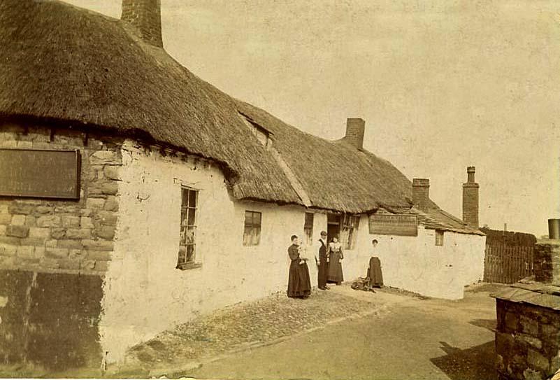 thatch lancashire