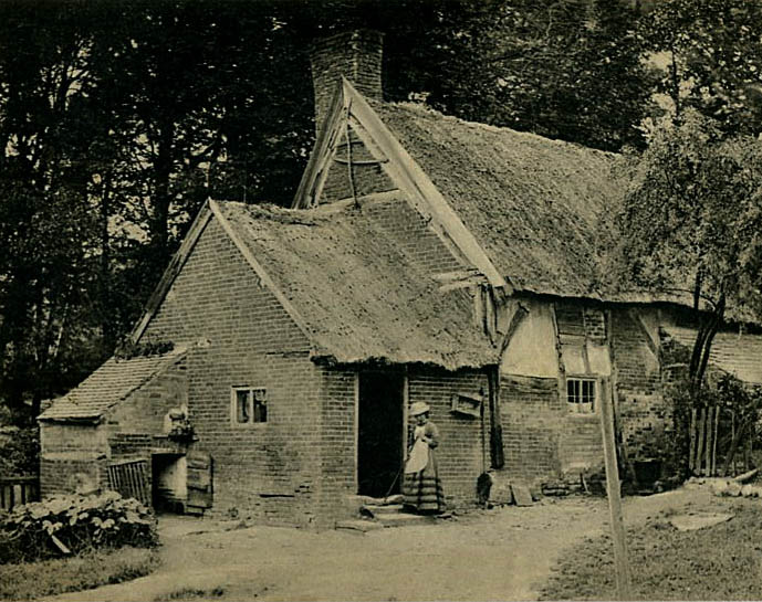 thatch derbyshire