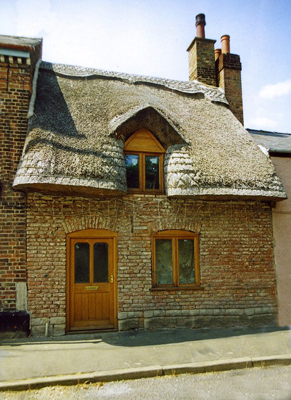 thatch lincolnshire england