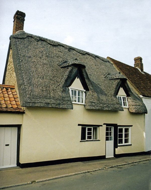 thatch bedfordshire england