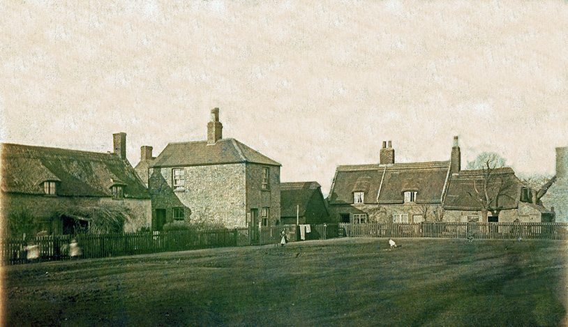 thatch hertfordshire england